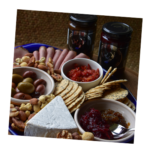 Wild West Best Cheese Platter