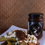 Wild West Onion Relish + Chunky Kumara Chips