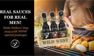 Real Sauces for Real Men – Fathers Day Gift Packs