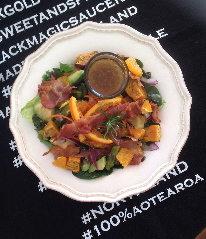 Www Spicy Sweet Salad Dressing Wild West Worcester New Zealand Creator Of Sweet Black Sauce